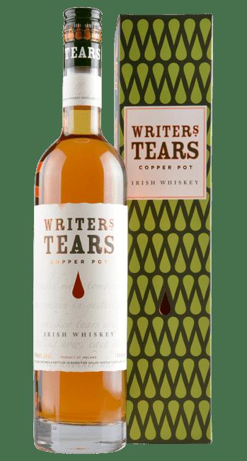 Writers Tears - Copper Pot -  Blended Pot Still - Irish Whiskey - 0,7 Liter | Walsh Whiskey | Irland