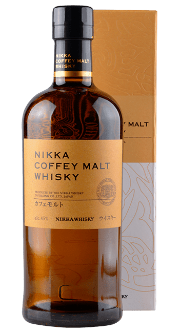 Nikka Coffey Malt - Single Grain Whisky - Japan - 0,7 Liter | Nikka Whisky | Japan