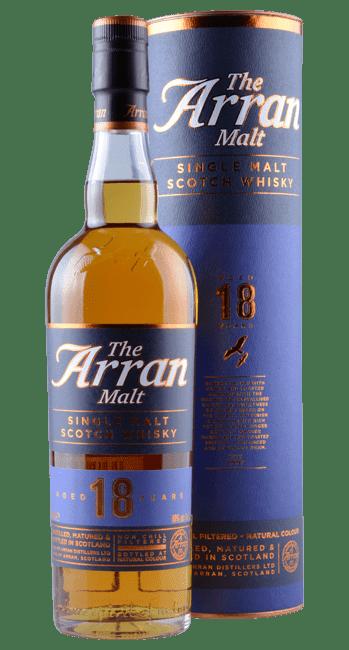 The Arran Malt - 18 Years -  Single Malt Scotch Whisky - 0,7 Liter | Arran | Schottland