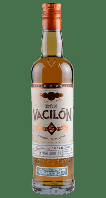 Ron Vacilón - 5 Años -  Kuba - 0,7 Liter | Destillería Heriberto Duquesne | Kuba