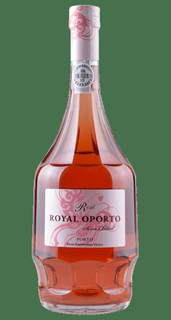 Royal Oporto - Rosé Porto -  Douro - Portugal | Real Companhia Velha | Portugal