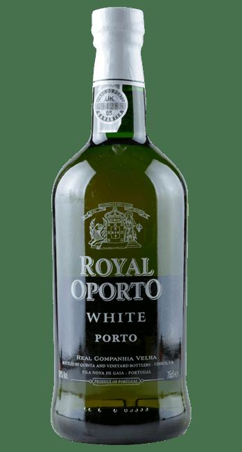 Royal Oporto - White Porto -  Douro - Portugal   Real Companhia Velha   Portugal