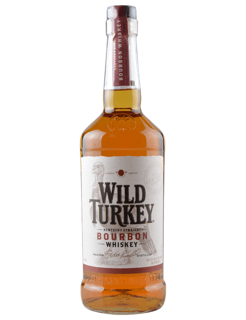 Wild Turkey - 81 Proof - Kentucky - USA - 0,7 Liter | Wild Turkey | USA