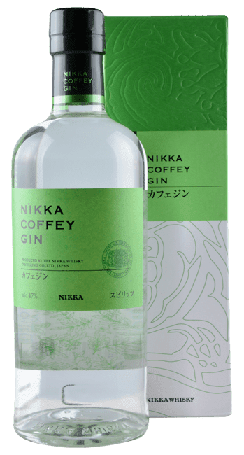 Nikka Coffey Gin - Japan - 0,7 Liter | Nikka Whisky | Japan