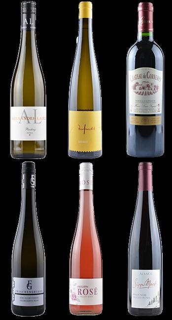 Probierpaket - April | Weinzentrale | Deutschland