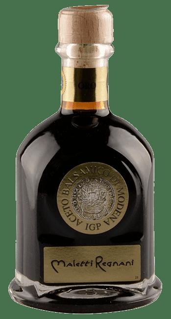 Balsamico - Oro - Emilia-Romagna -Italien - 0,25 Liter | Maletti & Regnani | Italien