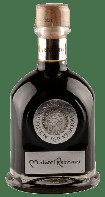 Balsamico - Argento - Emilia-Romagna -Italien - 0,25 Liter   Maletti & Regnani   Italien