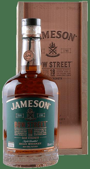 Jameson - Bow Street - 18 Years -  Irish Whiskey - 0,7 Liter | Jameson | Irland