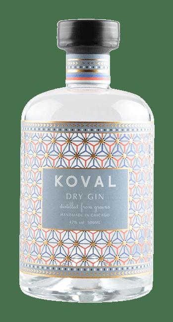 Koval - Dry Gin -Chicago - USA - 0,5 Liter | Koval | USA