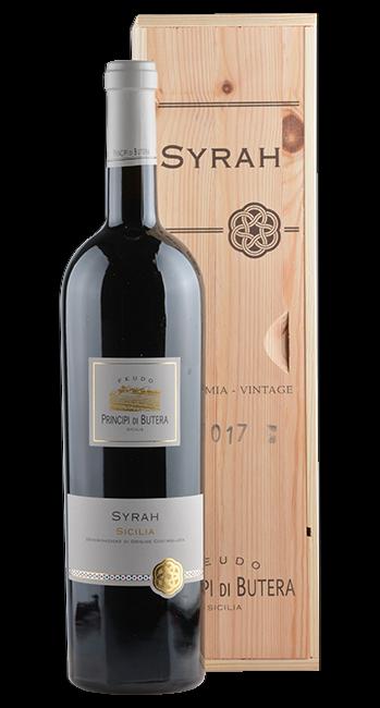 Syrah  - Sizilien - Italien - 1,5 Liter | 2017 | Feudo Principi di Butera | Italien
