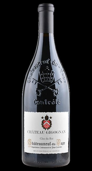 Clos du Roi - Châteauneuf du Pape - Rhône - Frankreich - Bio - 1,5 Liter | 2016 | Château Gigognan | Frankreich