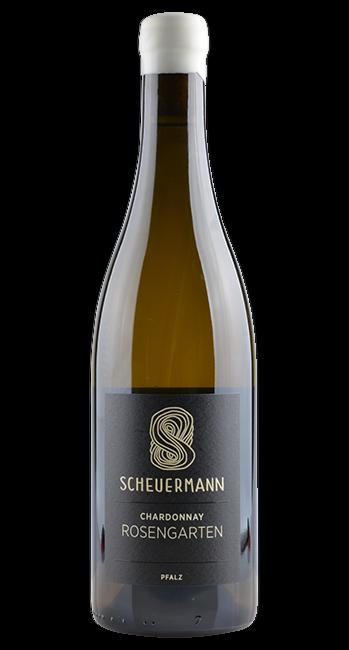 Chardonnay - Friedelsheimer Rosengarten - Pfalz - Deutschland -   2018   Scheuermann   Deutschland