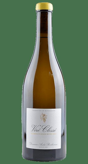 Viré-Clessé - Hommage a Giséle Bonhomme -Burgund - Frankreich - Bio | 2017 | André Bonhomme | Frankreich