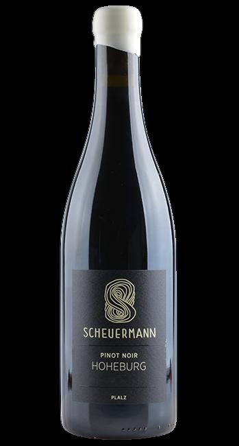 Pinot Noir - Ruppertsberger Hoheburg - Pfalz - Deutschland -   2018   Scheuermann   Deutschland