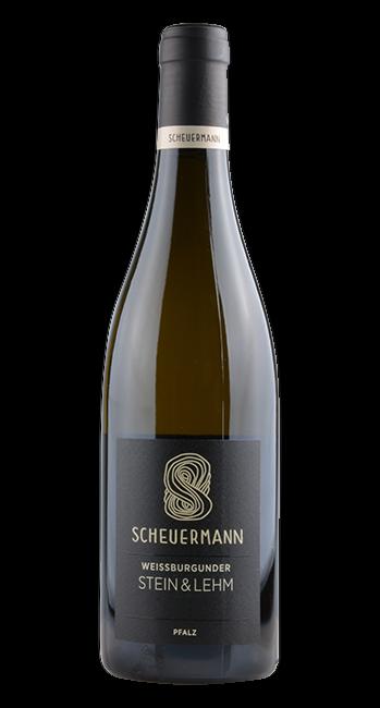 Weissburgunder - Stein & Lehm - Pfalz - Deutschland - Bio | 2019 | Scheuermann | Deutschland