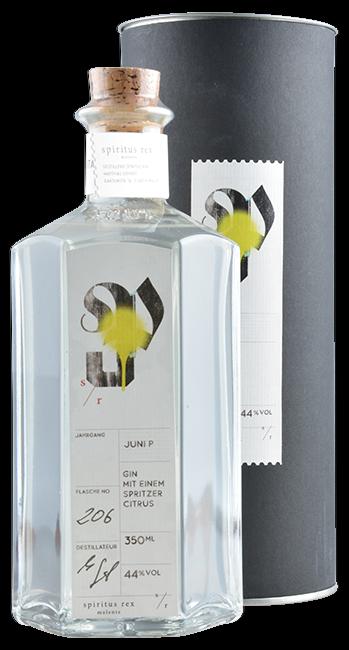 Juni P - Gin - Deutschland - 0,35 Liter   Spiritus Rex   Deutschland