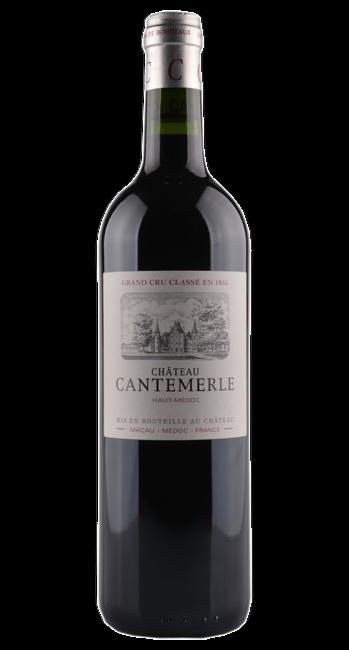 Château Cantemerle - 5ème Cru Classé - Bordeaux - Frankreich | 2015 | Château Cantemerle | Frankreich