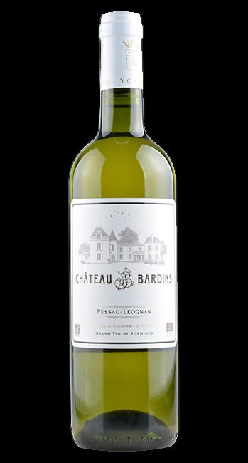 Château Bardins - Pessac-Léognan - Blanc -Bordeaux - Frankreich | 2019 | Château Bardins | Frankreich