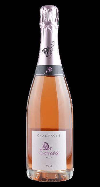 De Sousa et Fils - Rosé - Brut - Champagne - Frankreich | De Sousa et Fils | Frankreich
