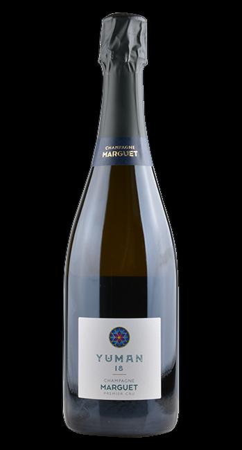 Yuman 18 - Premier Cru - Brut Nature  - Champagne - Frankreich   Marguet   Frankreich