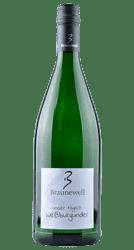 Weißburgunder -  Rheinhessen - Deutschland - 1,0 Liter | 2016 | Braunewell | Deutschland