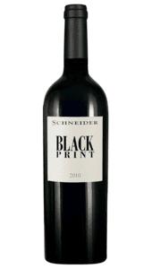 Black Print - Rotwein Cuvée -  Pfalz - Deutschland | 2015 | Markus Schneider | Deutschland