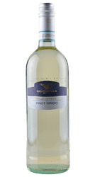 Pinot Grigio -  Venetien - Italien - 1,0 Liter | 2017 | Campagnola | Italien