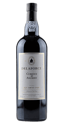 Delaforce - Curious & Ancient - 20 Years - Tawny Port - Douro - Portugal | Real Companiha Velha | Portugal