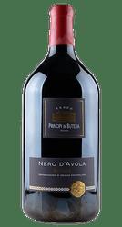 Nero d' Avola - Sizilien - Italien -  3,0 Liter mit Holzkiste | 2015 | Feudo Principi di Butera | Italien