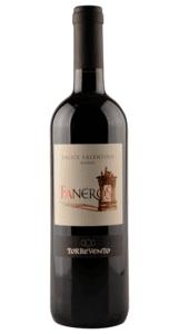 Faneros - Salice Salentino - Rosso -  Apulien - Italien | 2015 | Torrevento | Italien