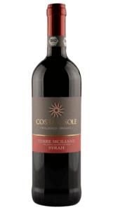 Costa al Sole - Syrah -  Sizilien - Italien - Bio | 2015 | Volpi | Italien