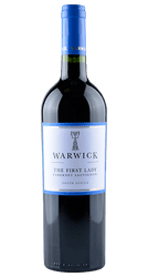 The First Lady - Cabernet Sauvignon - Western Cape - Südafrika | 2016 | Warwick Estate | Südafrika