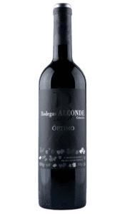 Óptimo - Crianza - Rotweincuvée -  Navarra - Spanien