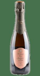 Cuvée Rosé - Brut - Premier Cru - Champagne - Frankreich - 0,375l | Vve Fourny & Fils