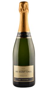 De Saint Gall - Tradition -  Champagne - Frankreich | Union Champagne | Frankreich