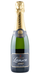 Lanson - Black Label - Brut -Champagne - Frankreich - 0,375 Liter | Lanson