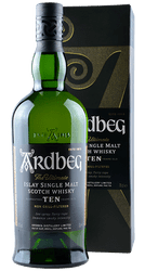 Ardbeg - 10 Years - Islay Single Malt Scotch Whisky - 0,7 Liter | Ardbeg | Schottland