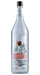 Schwarzwälder Kirschwasser - Deutschland - 1,0 Liter | Kastelburg Brennerei Franz Fies | Deutschland