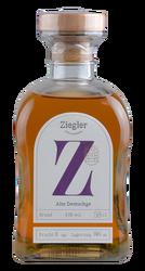 Alte Zwetschge Brand - Im Holzfass gereift -  Mainfranken - Deutschland - 0,7 Liter | Ziegler | Deutschland