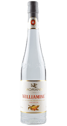 Williamine - Eau-de-Vie de Poire Williams - Wallis - Schweiz - 0,7 Liter | Morand | Schweiz
