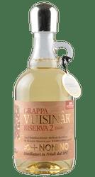 Grappa - Vuisinar - Riserva 2 Jahre - Friaul - Italien - 0,7 Liter | Nonino | Italien