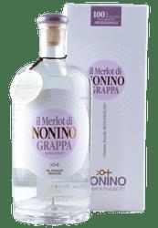 Grappa - Il Merlot  - Friaul - Italien - 0,7 Liter | Nonino | Italien