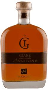 Grappa - Giare Amarone -  Trentino - Italien - 0,7 Liter | Marzadro | Italien