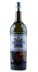 Absente - Liqueur aux Plantes d' Absinth - Frankreich - 0,7 Liter | Distilleries et Domaines de Provence | Frankreich