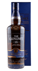 Glenlivet - 18 Years - Single Malt Scotch Whisky - 0,7 Liter | Glenlivet | Schottland