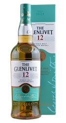 Glenlivet - 12 Years -  Single Malt Scotch Whisky - 0,7 Liter | Glenlivet | Schottland