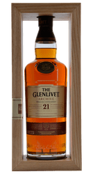 Glenlivet - Archive - 21 Years - Single Malt Scotch Whisky - 0,7 Liter | Glenlivet | Schottland