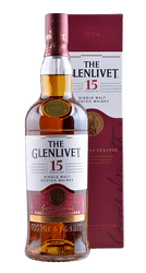 Glenlivet - 15 Years - The French Oak Reserve - Single Malt Scotch Whisky - 0,7 Liter | Glenlivet | Schottland