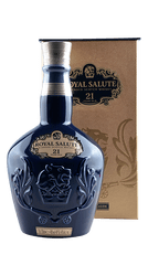 Chivas - Royal Salute - 21 Years - Blended Scotch Whisky - 0,7 Liter | Chivas Brothers | Schottland