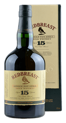 Redbreast - 15 Years - Single Pot Still Irish Whiskey - Irland 0,7 Liter | Irish Distillers | Irland